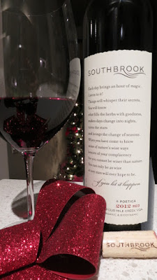 Southbrook Poetica Red 2012 - VQA Four Mile Creek, Niagara Peninsula, Ontario, Canada (93 pts)