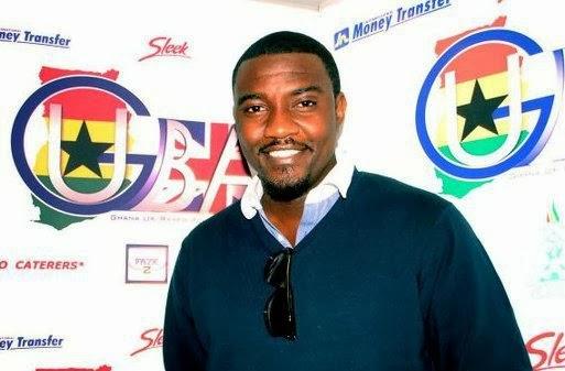 John Dumelo (Ghana)