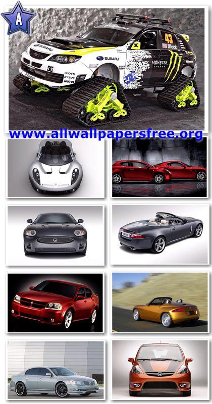 100 Impressive Cars HD Wallpapers 1366 X 768 [Set 41]