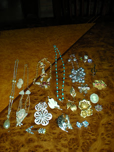 Jewelry from Mistletoe Magic