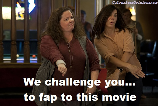 The Heat melissa mccarthy & sandra bullock movie still meme