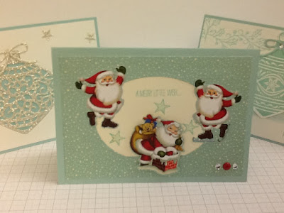 Home for Christmas cards