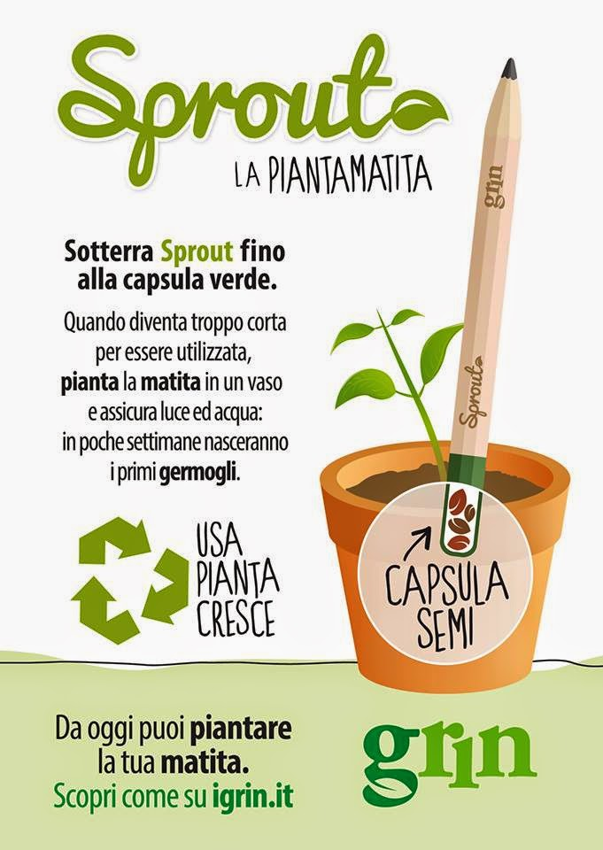 SPROUT PIANTAMATITE