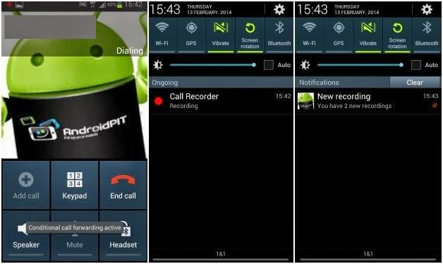Cara Rekam Pembicaraan Di Smartphone Android