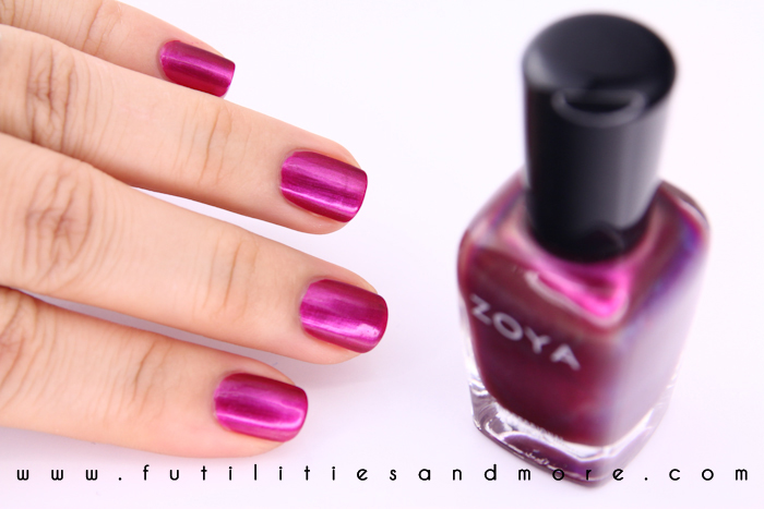 Zoya nail polish: Tama