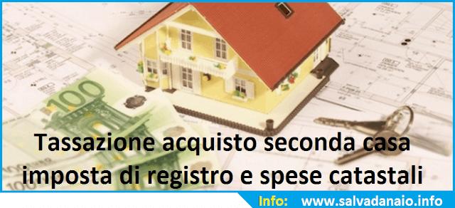 tassazione-acquisto-seconda-casa