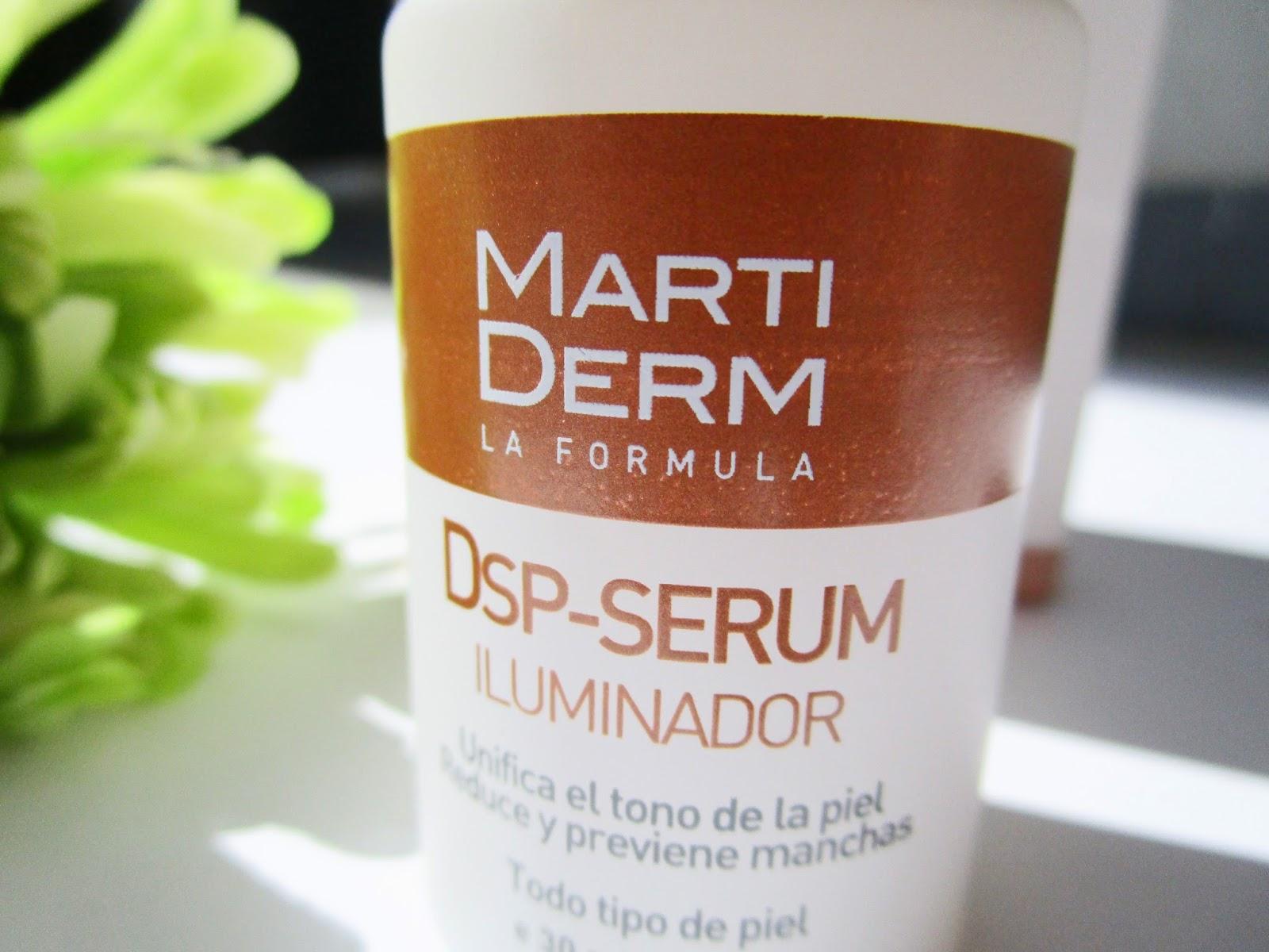 DSP-Serum Iluminador de MARTIDERM