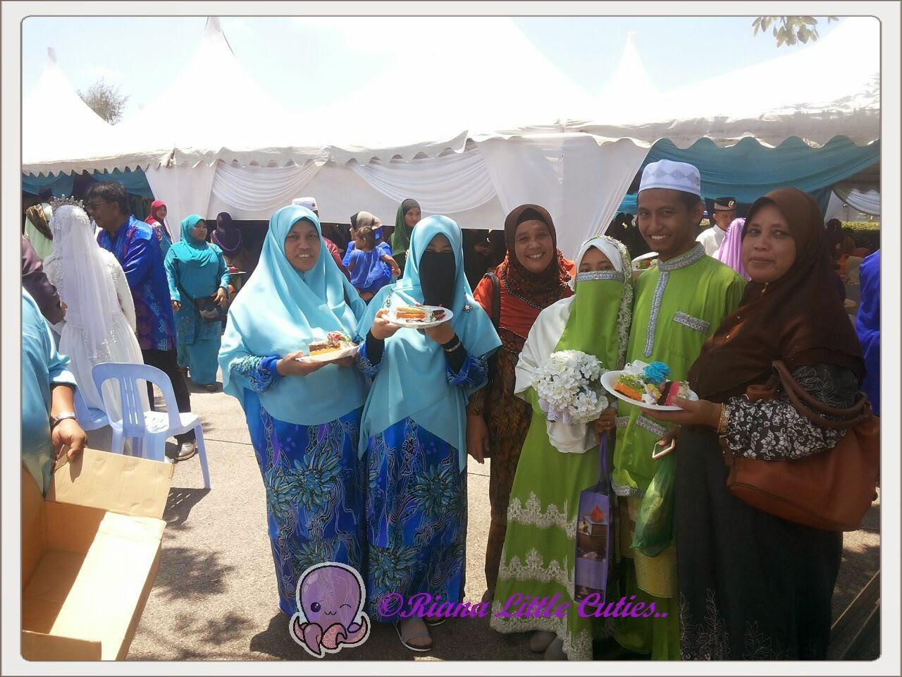 Ke Majlis Perkahwinan Di Muar Johor