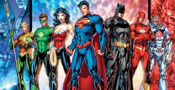 """La película de la """"Liga de la Justicia"""" para Junio de 2017"""