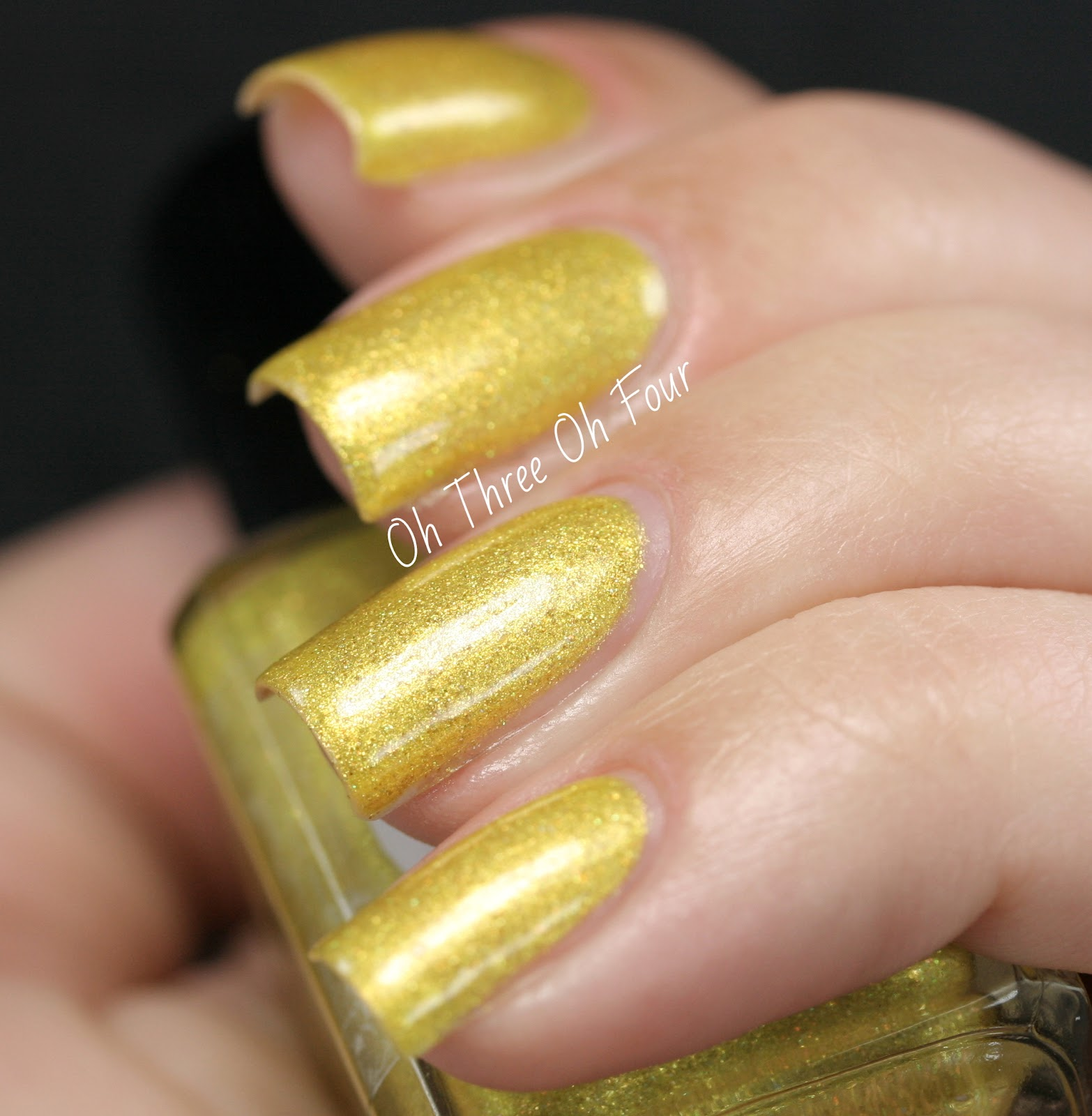 Lynnderella The Golden Hour Swatch