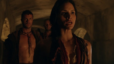 Spartacus (La venganza) - Temporada 2 - Audio Latino -  2x01