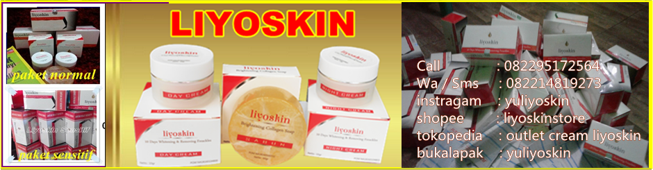 Agen cream liyoskin