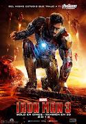 Iron Man 3 (2013) HDCamRip 500MB :: Free Download Full Hollywood Movie (iron man new poster allfreeworld)