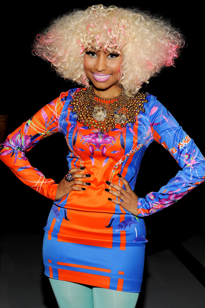 Nicki Minaj  Fashion Icon
