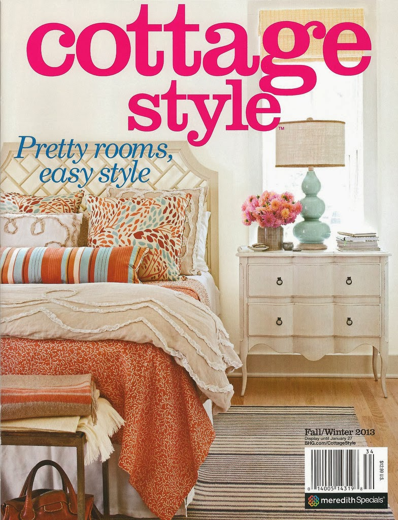 Top 28 cottage style magazine cordelia s cottage for Cottage design magazine