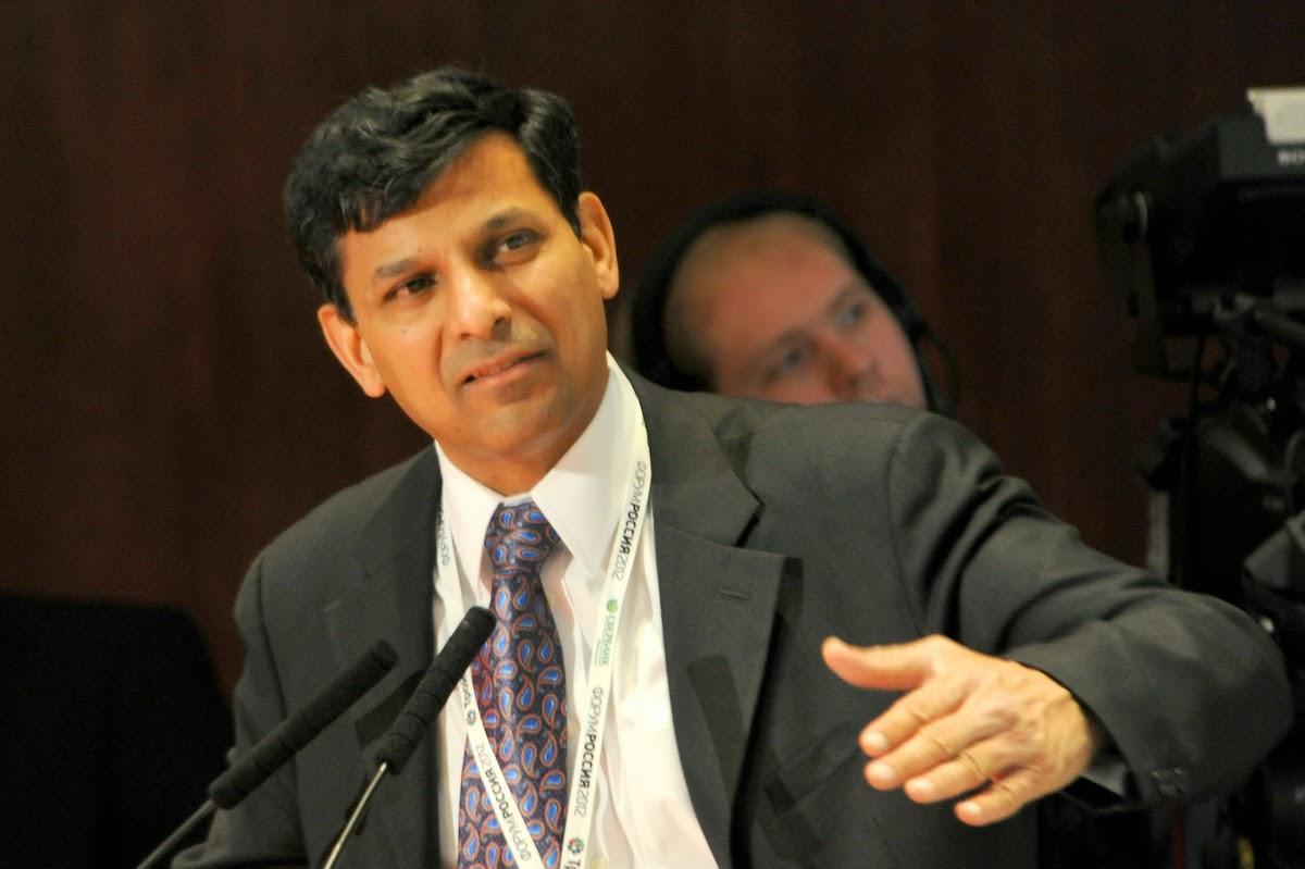 Raghuram Rajan Receives Euromoney Award for Best Central Bank Governor