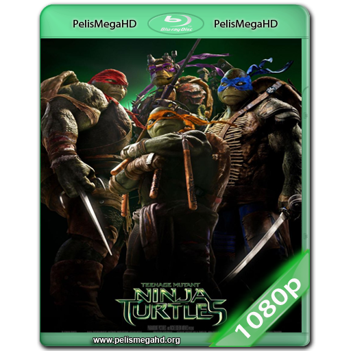 TORTUGAS NINJA (2014) WEB-DL 1080P HD MKV INGLÉS SUBTITULADO
