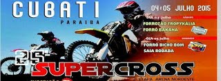 SUPERCROSS - CUBATI-PB