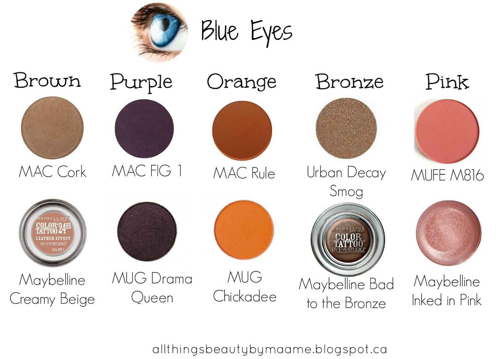 Fall Makeup Trend To Try Orange Eye Shadow