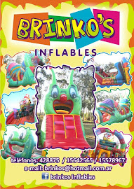 BRINKOS INFLABLES