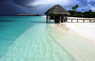 Maldives- Destination For Honeymoon