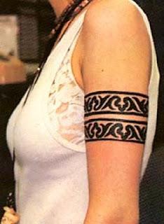 tatuagem de mulher