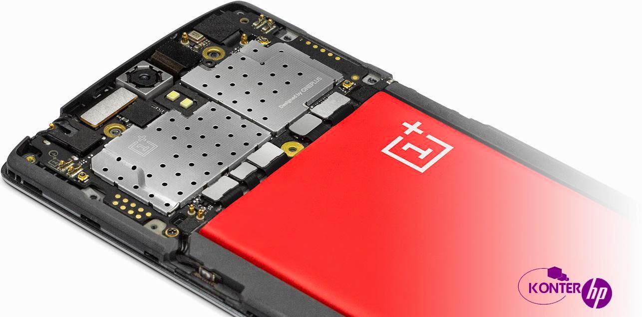 Desain Smartphone OnePlus One
