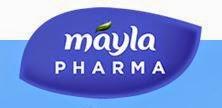 Mayla Pharma Logo