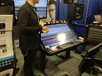 The Slate Audio Raven image from Bobby Owsinski's Big Picture production blog