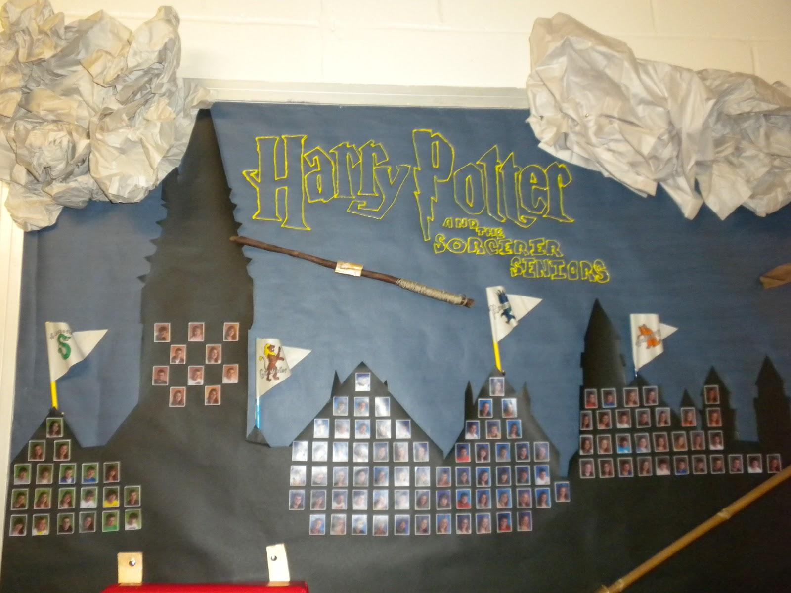 Harry Potter Classroom Decoration Ideas ~ Crafty teacher lady homecoming week