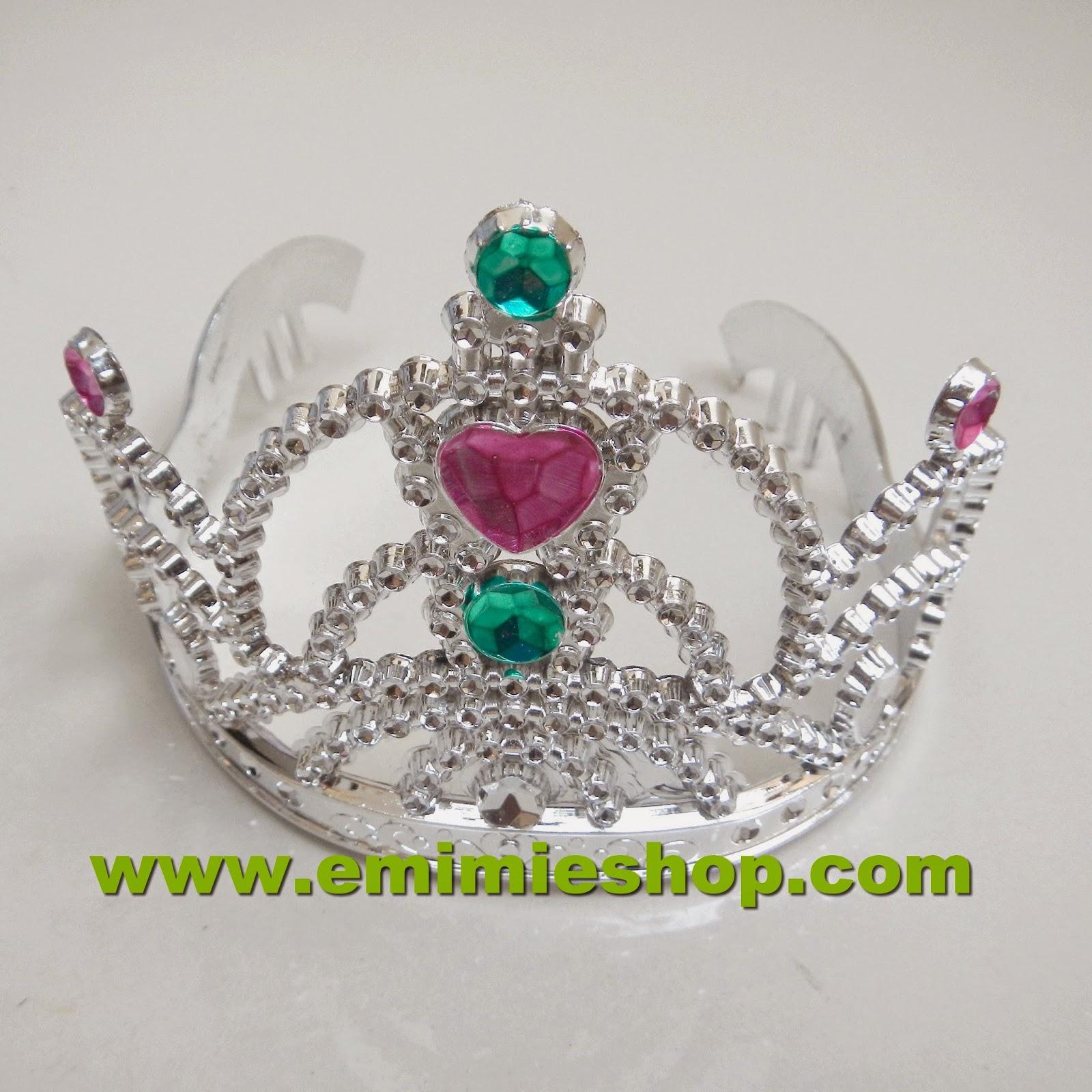 mahkota aksesoris anak