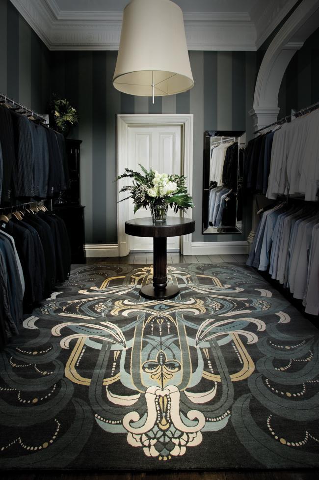 Art deco rug for Deco rugs carpet