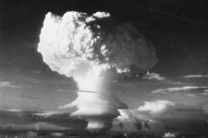 I just read that, when they tested the atomic bomb, there was a belief it might light the atmosphere on fire. If they believed this, why did they still test it?