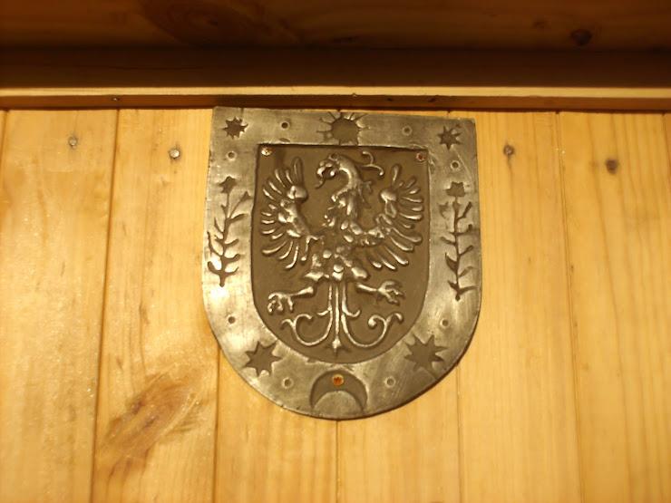"""escudo CONDE """"DE LA FUENTE"""""""