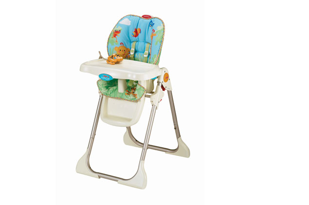 The Fisher Price Rainforest High Chair is one of those rare baby products that have stood the test of time (and the test of one boisterous LittleOne) from ...  sc 1 st  This Mummy Reviews... & This Mummy Reviews...: Fisher Price Rainforest High Chair