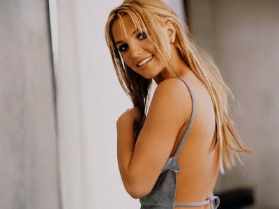 Britney Spears Wallpaper looking new Series of Song wonderful
