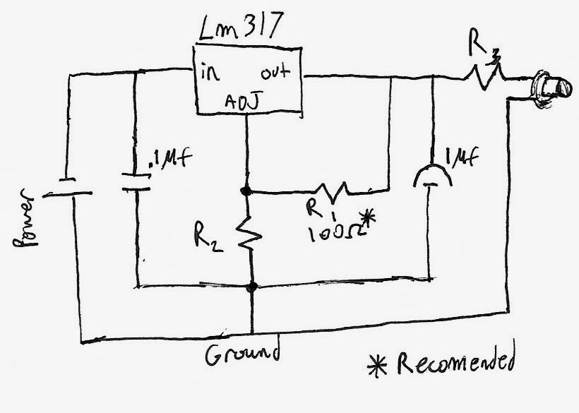 lm317+driver+for+laser+diodes+schematic lm317 driver for laser diodes engineering, optics, and interesting