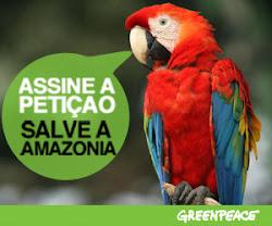 A FLORESTA AMAZONIA PRECISA DE SEU APOIO