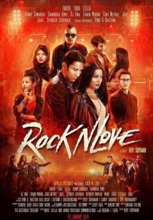 Film ROCK N LOVE 2015 di (Bioskop)