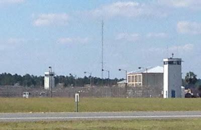 Florida State Prison in Raiford