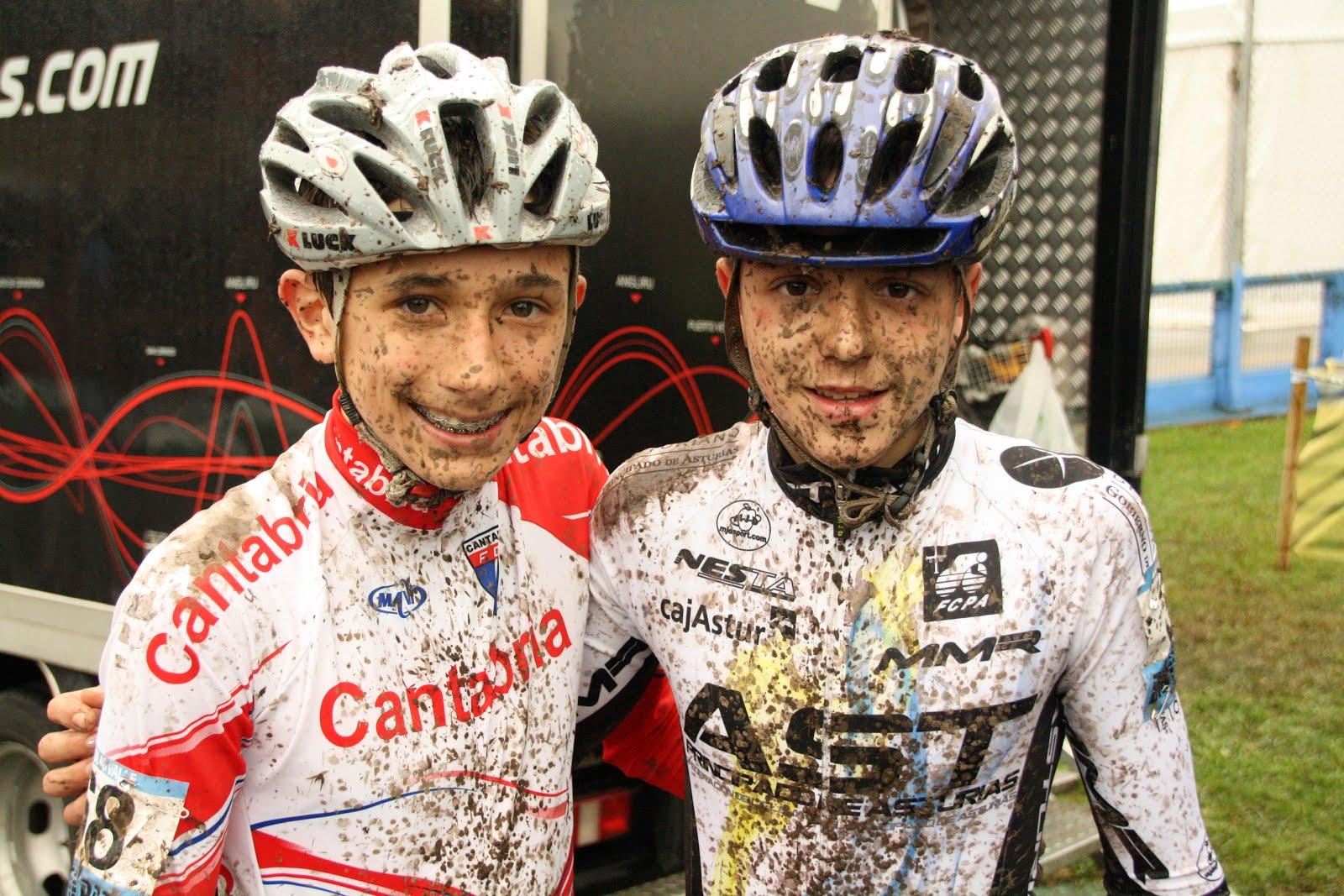 Con mi amigo Juanín - Campeonato de España 2016