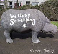 We mean something written on a hippo