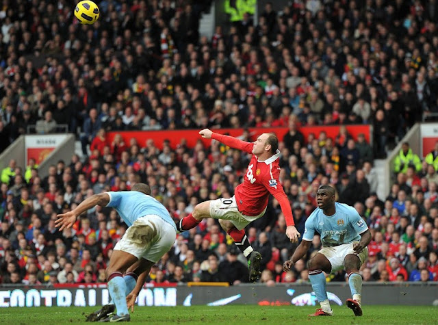 Manchester derby between Manchester United vs Manchester City