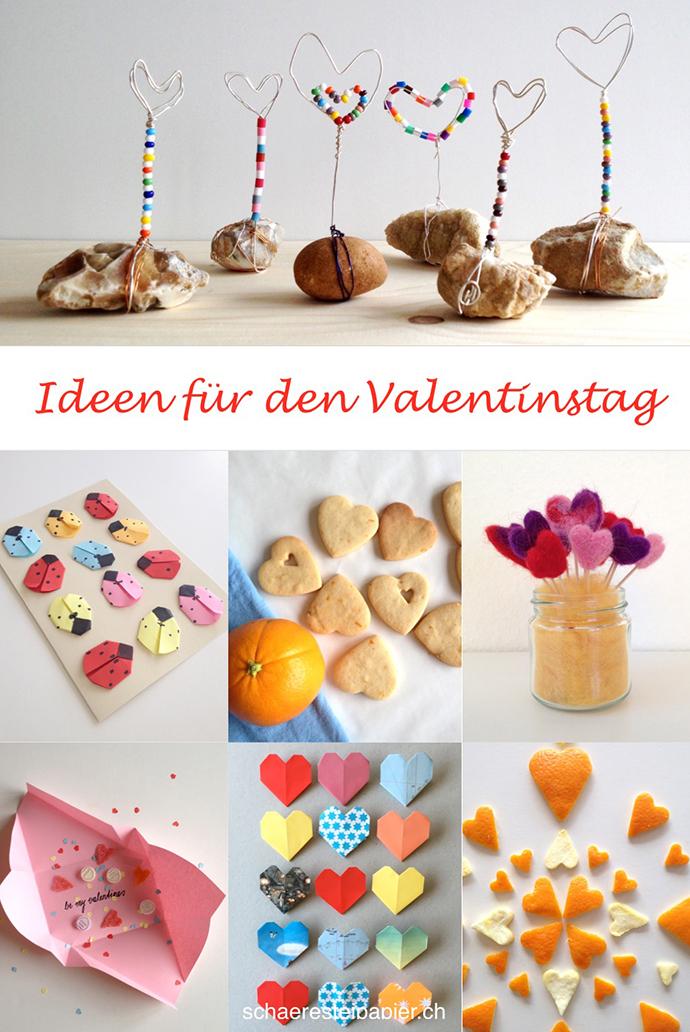 Es Kommt Von Herzen   Bastelideen Für Den Valentinstag