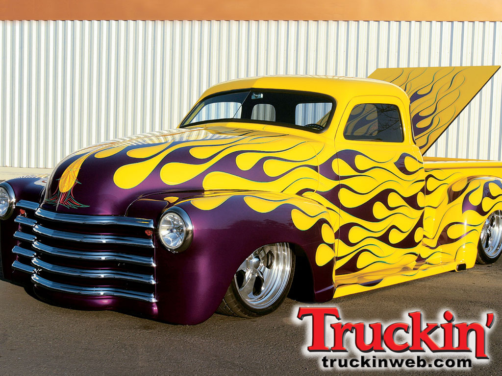 Classic Hot Rod Trucks