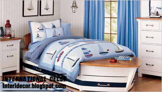 5 international ideas for kids rooms decorations 2016 for International decor bed