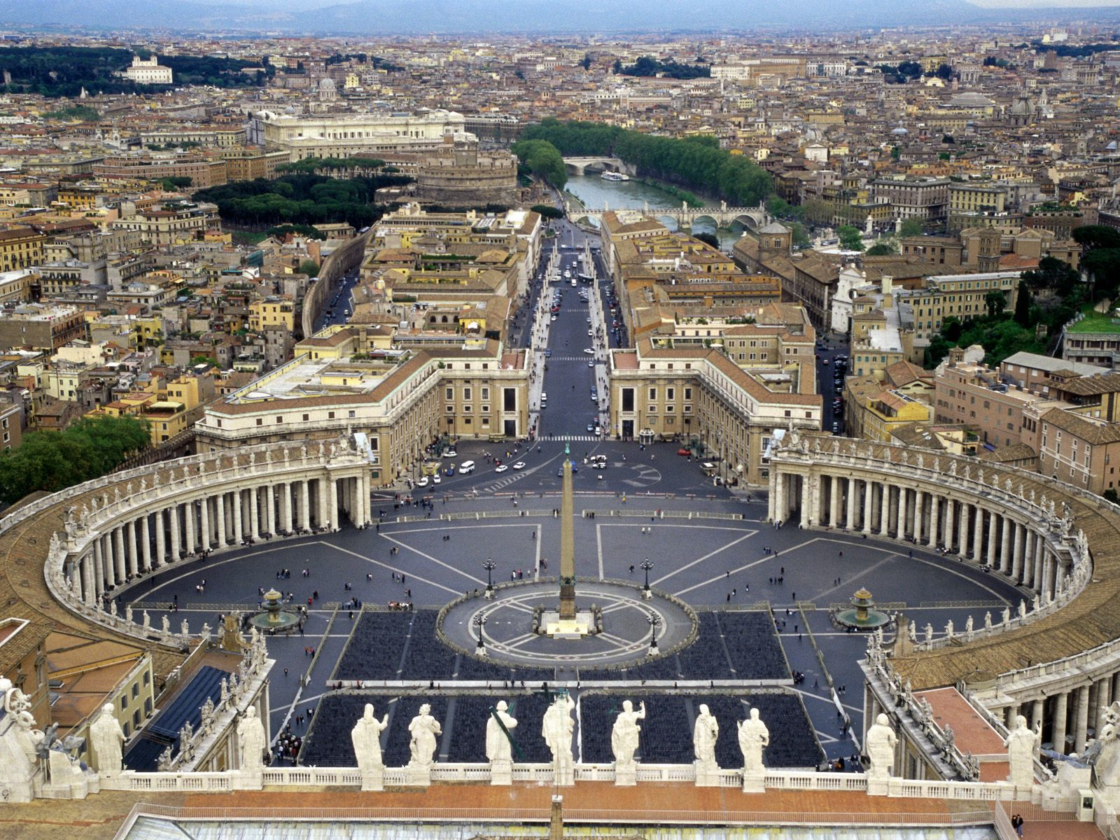 COB and the Roman Curia: Balancing Management and Spiritual Leadership