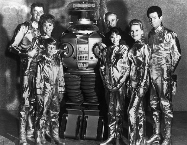 Christmas TV History: Lost in Space Christmas (1965)