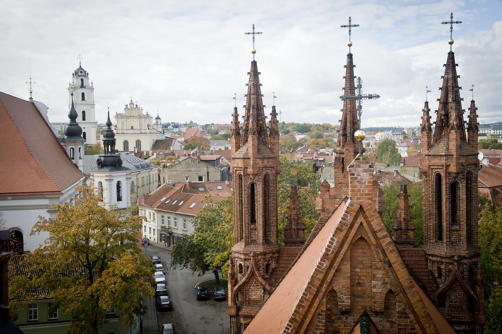 Vilnius Lithuania  city photos : Travel & Adventures: Vilnius. A voyage to Vilnius, Lithuania, Europe.