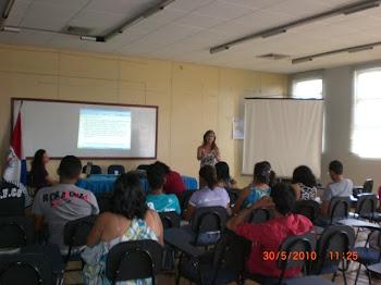 Último encontro do curso de Gênero e Diversidade na Escola_UFAL